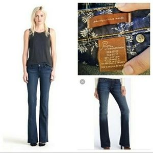 Paige Hollywood Hills Bootcut Jeans 29